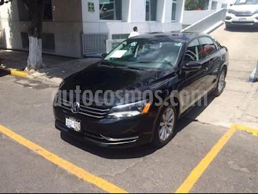 Foto venta Auto Usado Volkswagen Passat Tiptronic Comfortline (2015) color Negro precio $214,900