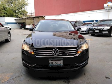 Foto venta Auto Seminuevo Volkswagen Passat Tiptronic Comfortline  (2013) color Negro precio $180,000