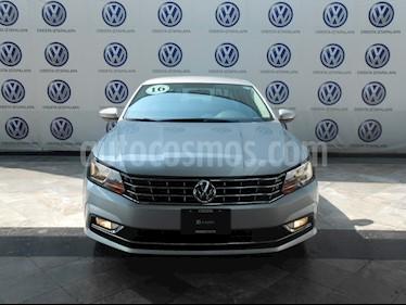 Foto venta Auto Seminuevo Volkswagen Passat Tiptronic Comfortline (2016) color Plata Reflex precio $339,000