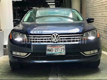 Foto venta Auto Seminuevo Volkswagen Passat Tiptronic Design (2015) color Azul Noche precio $253,000
