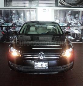 Foto venta Auto usado Volkswagen Passat Tiptronic Sportline  (2013) color Negro precio $199,000