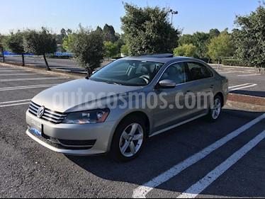 Foto venta Auto usado Volkswagen Passat Tiptronic Sportline  (2014) color Gris Tungsteno precio $195,000