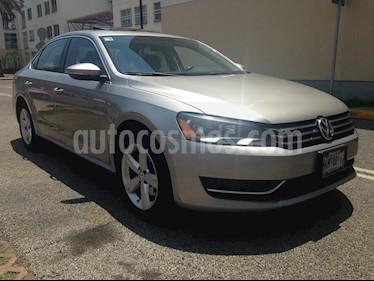 Foto venta Auto usado Volkswagen Passat Tiptronic Sportline (2012) color Gris Tungsteno precio $153,000