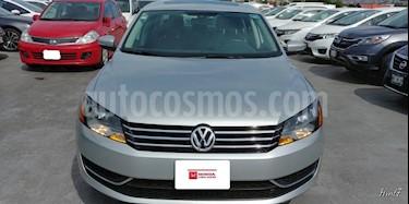 Foto venta Auto Usado Volkswagen Passat Tiptronic Sportline (2014) color Plata precio $235,000