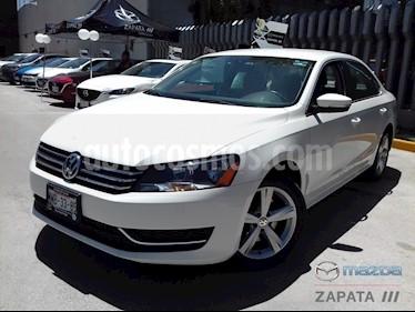 Foto venta Auto Usado Volkswagen Passat Tiptronic Sportline (2015) color Blanco Candy precio $205,000