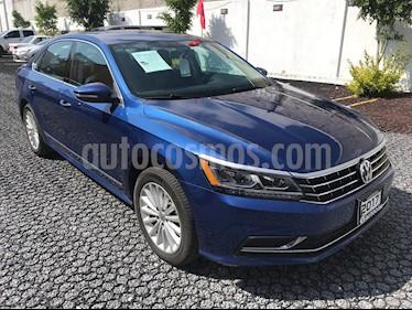 Foto venta Auto Seminuevo Volkswagen Passat Tiptronic Sportline (2017) color Azul precio $299,000