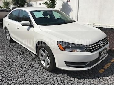 Foto venta Auto Seminuevo Volkswagen Passat Tiptronic Sportline (2015) color Blanco Candy precio $229,500