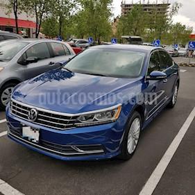 Foto venta Auto usado Volkswagen Passat Tiptronic Sportline (2016) color Azul precio $255,000