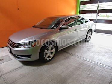 Foto venta Auto usado Volkswagen Passat Tiptronic Sportline  (2013) color Gris precio $195,000