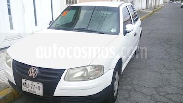 Foto venta Auto Seminuevo Volkswagen Pointer 5P (2006) color Blanco precio $42,000