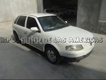 Foto venta Auto usado Volkswagen Pointer City Plus 5P Ac (2009) color Blanco precio $32,900