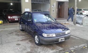 Foto venta Auto Usado Volkswagen Pointer GLi 1.8 (1995) color Azul precio $58.000