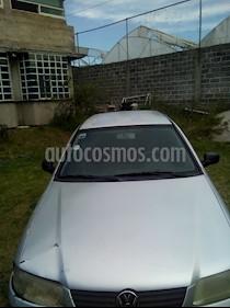 Foto venta Auto usado Volkswagen Pointer Mi 5P (2003) color Plata precio $28,000
