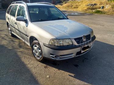 Foto venta Auto Seminuevo Volkswagen Pointer Wagon Comfortline Dh Ac (2005) color Gris Plata  precio $43,000