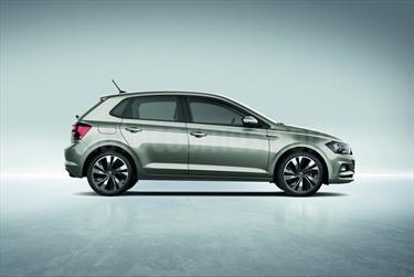 Foto venta Auto nuevo Volkswagen Polo 5P Comfortline Plus Aut color Plata Tungsteno