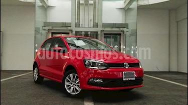 Foto venta Auto Usado Volkswagen Polo Hatchback 1.6L Aut (2017) color Rojo precio $222,000