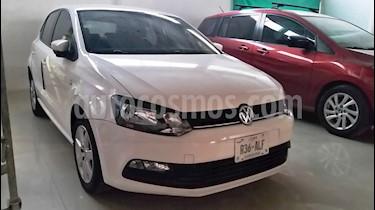 Foto venta Auto Seminuevo Volkswagen Polo Hatchback 1.6L Tiptronic (2015) color Blanco Candy precio $155,001