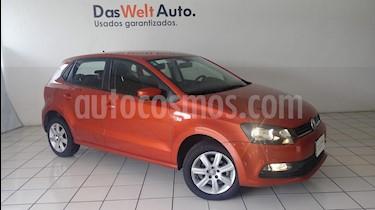 Foto venta Auto Seminuevo Volkswagen Polo Hatchback 1.6L Tiptronic (2015) color Naranja Cobre precio $159,000
