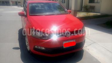 Foto venta Auto usado Volkswagen Polo Hatchback 1.6L (2015) color Rojo precio $125,000