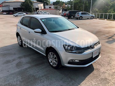 Foto Volkswagen Polo Hatchback 1.6L usado (2018) color Plata Reflex precio $190,000