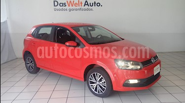 Foto venta Auto Seminuevo Volkswagen Polo Hatchback Allstar (2018) color Rojo Flash precio $204,900