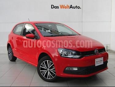 Foto venta Auto Seminuevo Volkswagen Polo Hatchback Allstar (2018) color Rojo Flash precio $218,000