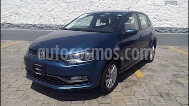 Foto venta Auto Seminuevo Volkswagen Polo 1.6L Base 4P Ac (2018) color Azul precio $225,000