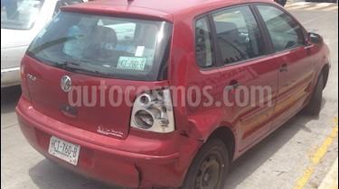 Foto venta Auto Seminuevo Volkswagen Polo 1.6L Base 4P (2003) color Rojo precio $40,000