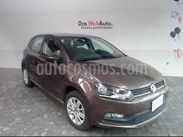Foto venta Auto Seminuevo Volkswagen Polo 1.6L Base 4P (2018) color Marron precio $210,000