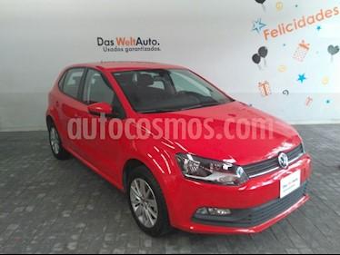 Foto venta Auto Seminuevo Volkswagen Polo 1.6L Base 4P (2018) color Rojo precio $210,000
