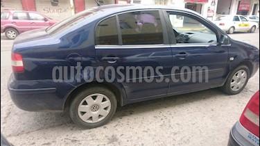 Foto venta Auto Seminuevo Volkswagen Polo 1.6L Base 5P Ac (2005) color Azul Metalizado precio $50,000