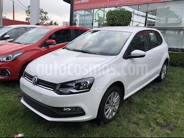 Foto venta Auto Seminuevo Volkswagen Polo 1.6L Base 5P (2018) color Blanco precio $225,000