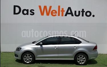 Foto venta Auto Seminuevo Volkswagen Polo 1.6L Base 5P (2014) color Plata precio $160,000