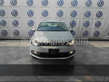 Foto venta Auto Seminuevo Volkswagen Polo 1.6L Base 5P (2018) color Blanco Candy precio $224,000