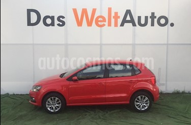 Foto venta Auto Seminuevo Volkswagen Polo 1.6L Base 5P (2018) color Rojo precio $209,000