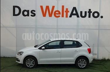 Foto venta Auto Seminuevo Volkswagen Polo 1.6L Base 5P (2018) color Blanco precio $220,000