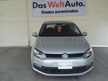 Foto venta Auto Usado Volkswagen Polo 1.6L Comfortline 5P (2017) color Plata precio $206,000