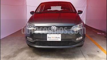 Foto venta Auto Seminuevo Volkswagen Polo 1.6L Comfortline 5P (2018) color Gris precio $208,000