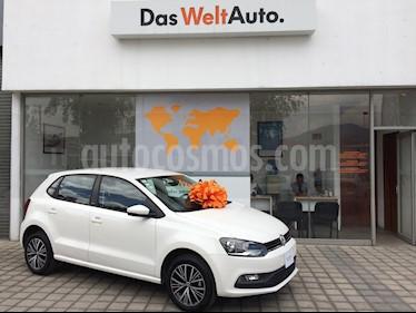 Foto venta Auto Seminuevo Volkswagen Polo 1.6L Comfortline 5P (2017) color Blanco precio $218,000