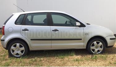 Volkswagen Polo 1.6L Trendline usado (2004) color Plata Reflex precio u$s6,200