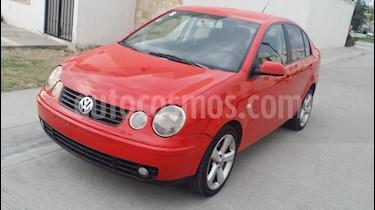 Foto venta Auto Seminuevo Volkswagen Polo 2.0L Comfortline 4P (2005) color Rojo precio $68,000