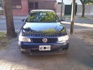 Foto venta Auto usado Volkswagen Polo Classic 1.6 Comfortline GNC (2006) color Azul Metalizado precio $120.000