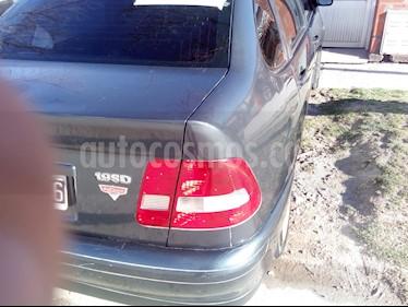 Foto venta Auto usado Volkswagen Polo Classic 1.9 SD Comfortline (2007) color Gris precio $115.000