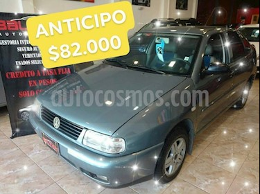 Foto venta Auto Usado Volkswagen Polo Classic 1.9 SD Taxi (2004) color Azul Celeste