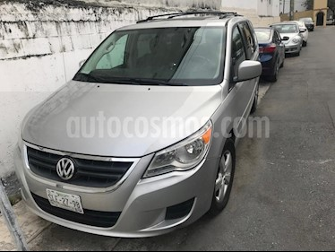 Foto venta Auto usado Volkswagen Routan Exclusive Entertainment (2009) color Plata precio $132,500