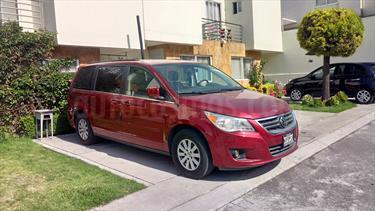 Foto venta Auto usado Volkswagen Routan Exclusive (2011) color Rojo Granate precio $195,000