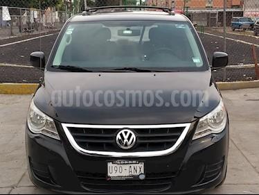 Foto venta Auto usado Volkswagen Routan Prestige (283Cv) (2010) color Negro precio $180,000