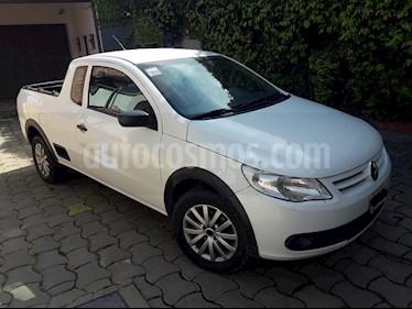 Foto venta Auto Usado Volkswagen Saveiro 1.6 Cabina Extendida Pack Electrico (2011) color Blanco Cristal precio $196.000