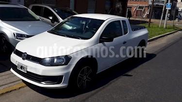 Foto venta Auto Usado Volkswagen Saveiro 1.6 Cabina Extendida Pack Electrico (2014) color Blanco Cristal precio $280.000