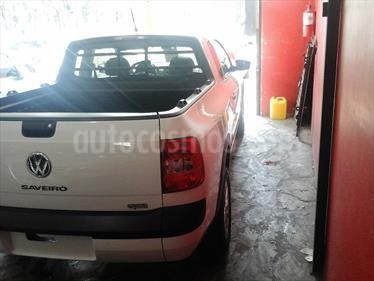 Foto venta Auto Usado Volkswagen Saveiro 1.6 Cabina Extendida Pack High (2017) color Blanco precio $89.900